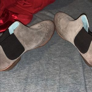Boden brown genuine leather booties! Sz 39